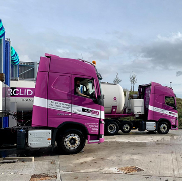 Lymm Truckwash - our chemicals
